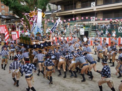 櫛田入り4