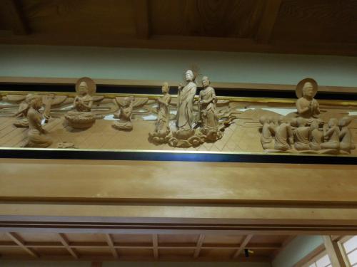 仏像彫刻2