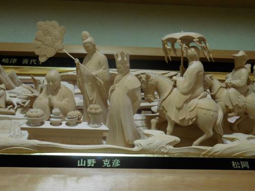 仏像彫刻3