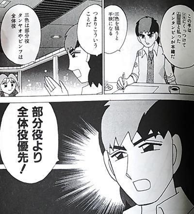 麻雀本を斬る!麻雀ゲームを斬る!!-波溜晴 ( 打姫オバカミーコ )