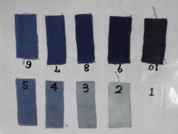 藍染10色