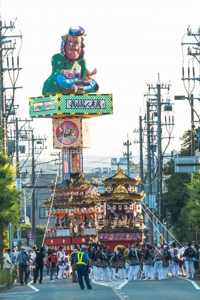 2015.07.20燈籠山祭りの山車巡行10