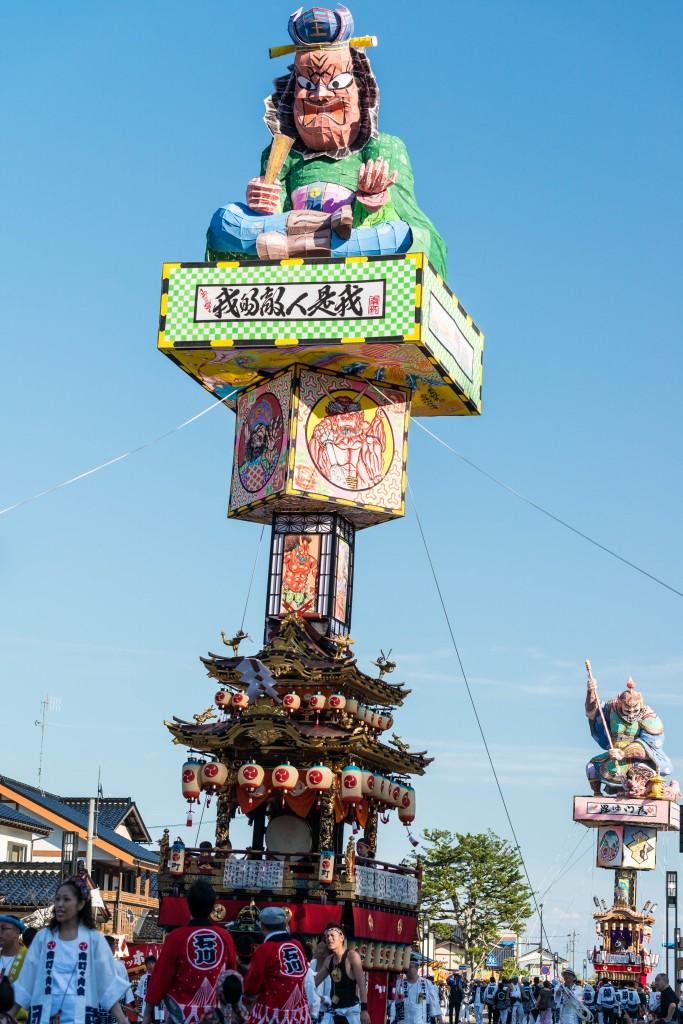 2015.07.20燈籠山祭りの山車巡行5