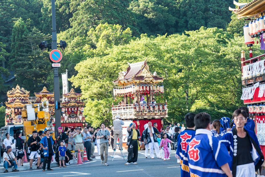 2015.07.20燈籠山祭りの山車巡行6