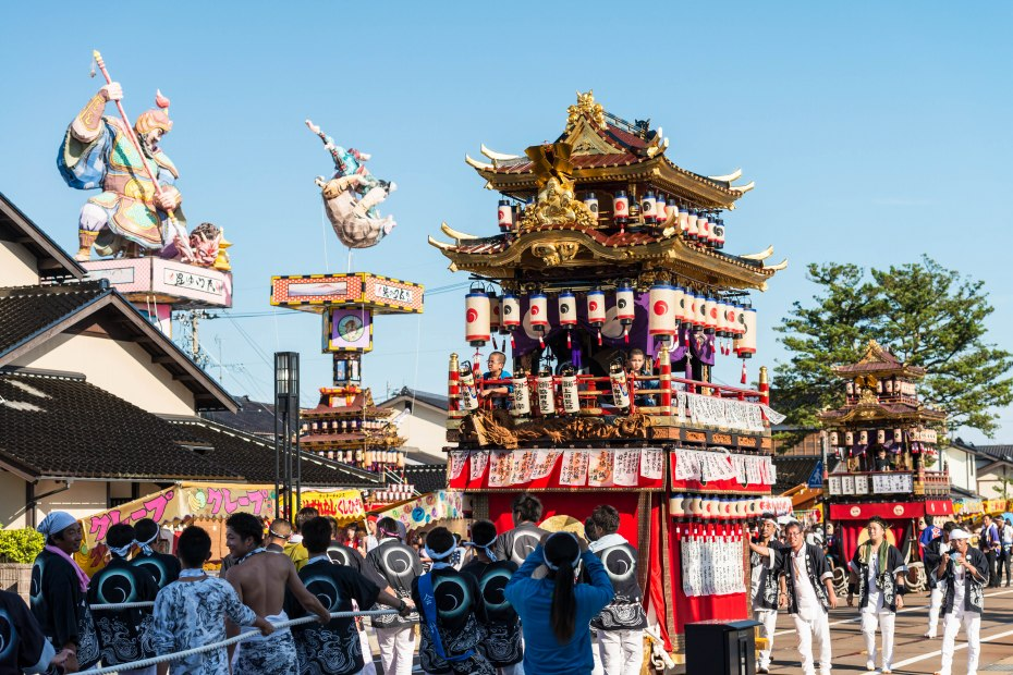 2015.07.20燈籠山祭りの山車巡行3
