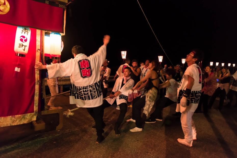 2015.07.20燈籠山祭りと花火16