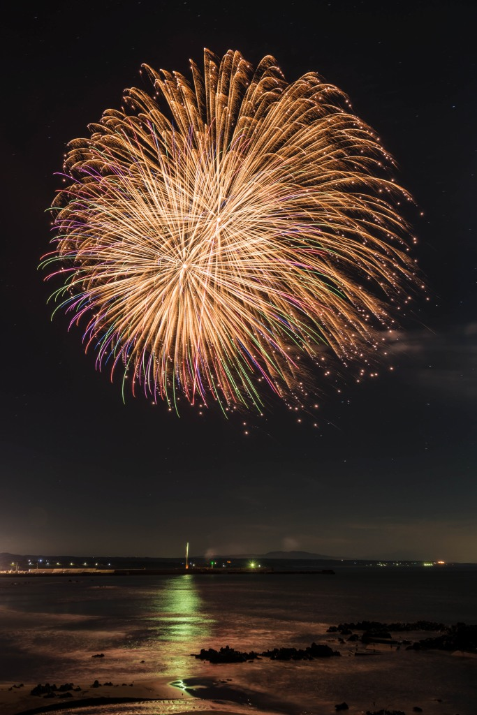 2015.07.26志賀町の花火大会8
