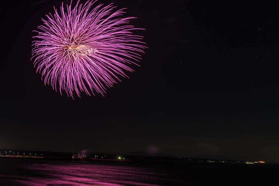 2015.07.26志賀町の花火大会9