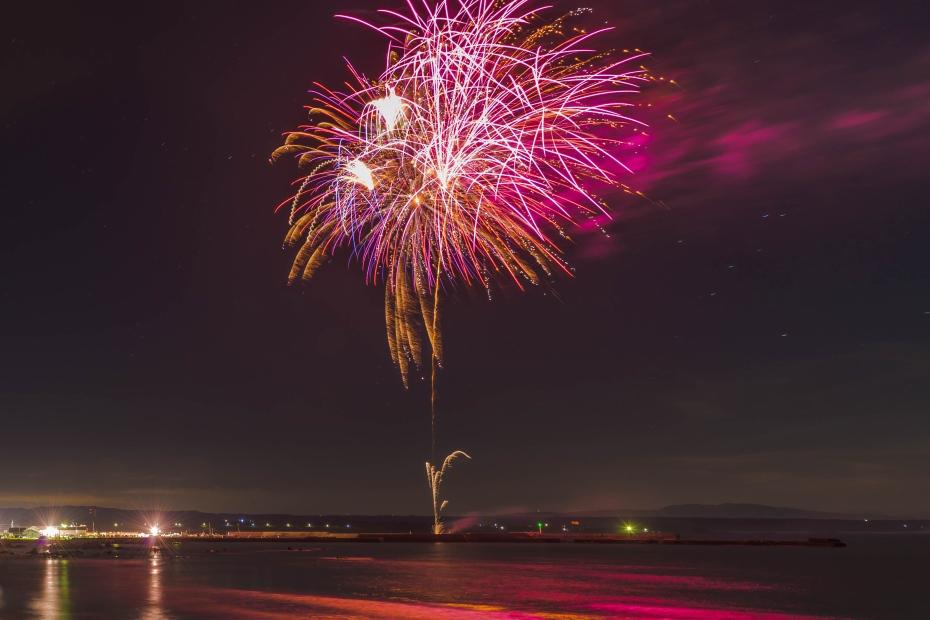2015.07.26志賀町の花火大会5