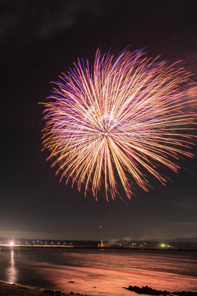 2015.07.26志賀町の花火大会4