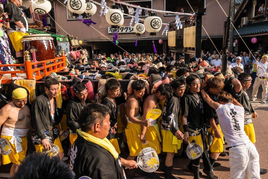 2015.08.01石崎奉燈祭の堂前乱舞6