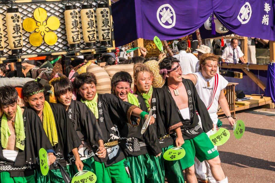 2015.08.01石崎奉燈祭の堂前乱舞2