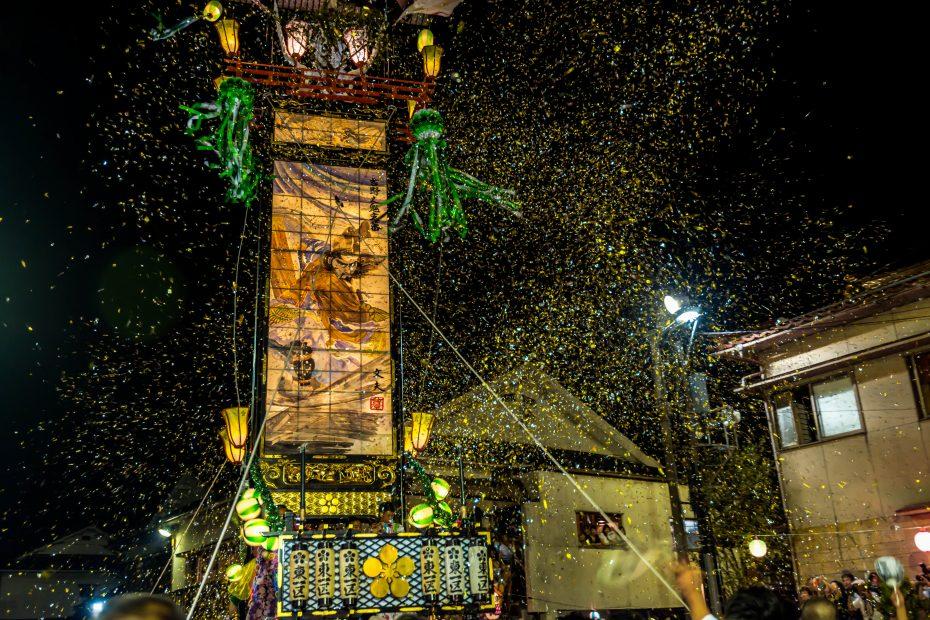 2015.08.01石崎奉燈祭深夜の乱舞1