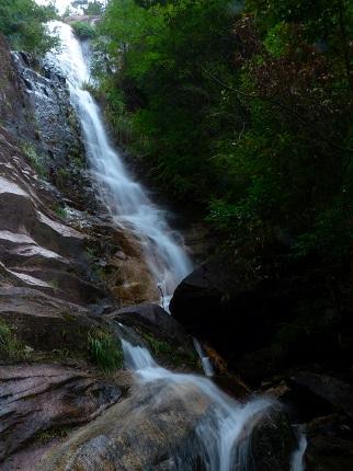 多羅多羅の滝_その1