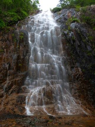 多羅多羅の滝_その2