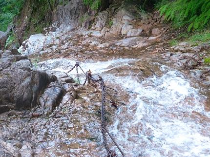 多羅多羅の滝_その3