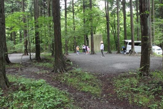 林間サイト1