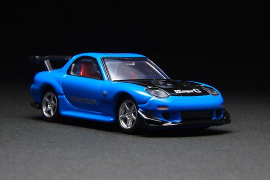 RX-7 tomica premium