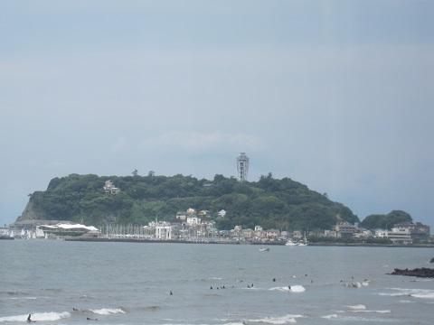 江ノ島江ノ電から