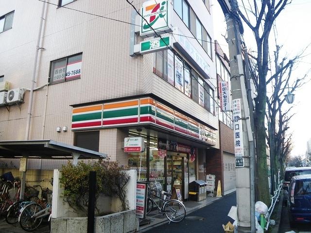 セブンイレブン板橋西台駅前店/85m