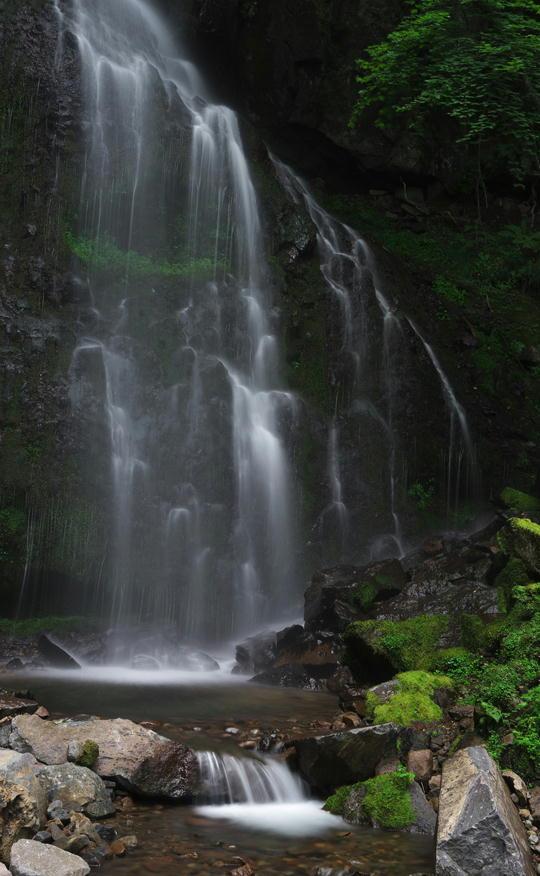 八岳の滝-249