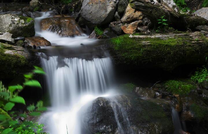 八岳の滝-204