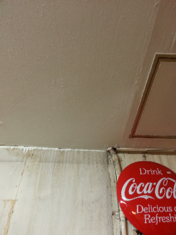 天井 修理
