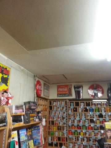 天井 修理後