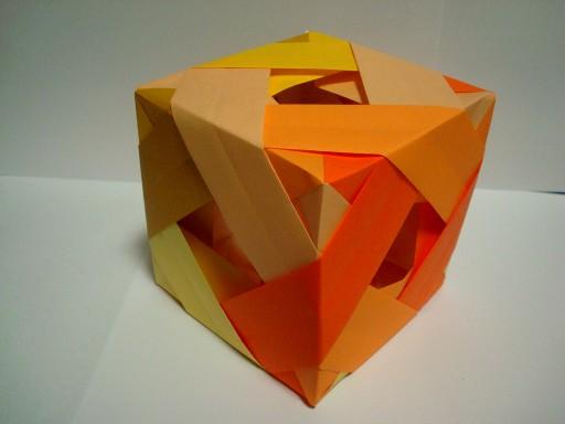 Unit Origami-3