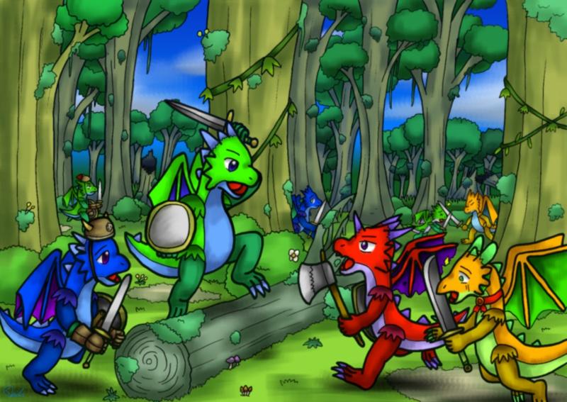 Dragon-Gre 150527 (Feldschlacht)