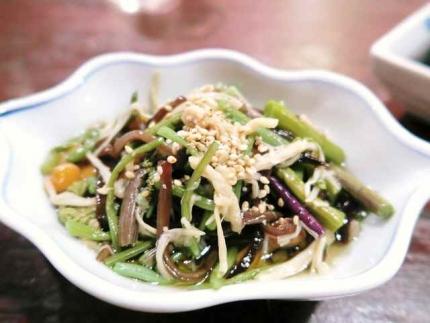15-7-1 山菜
