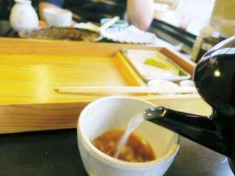 15-7-5 蕎麦湯