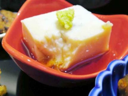15-7-27 前菜豆腐