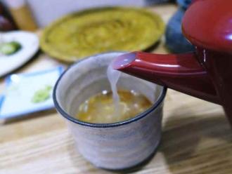 15-8-5 蕎麦湯