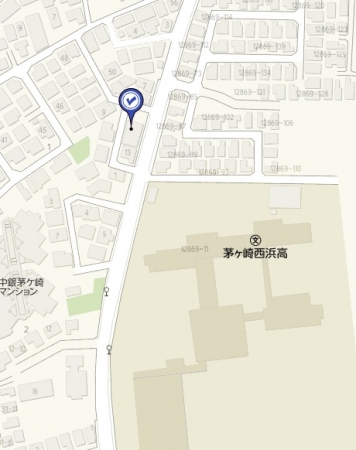 カフェキュアーmap