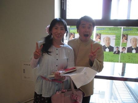 青島広志コンサート 小野先生と