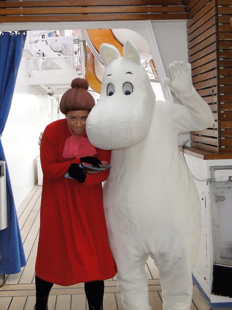 ムーミンのテーマパークが日本にオープン! , *パラティッシ*