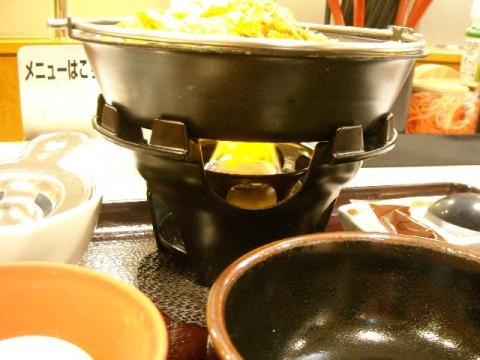 三条東裏館店・H27・4 鍋焼ビビンバ定食2
