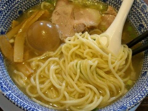 ちょび吉・H26・10 スーパージンジャーヘブン 麺