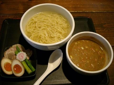 ちょび吉・H27・4 濃厚えびつけ麺