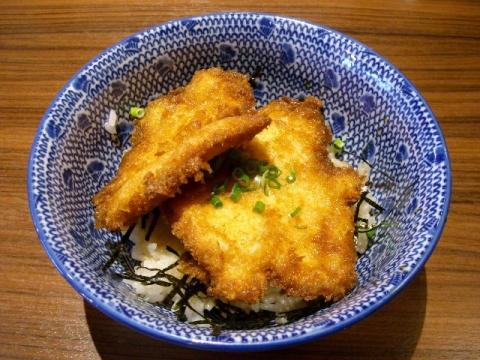 肉ばか・H26・11 鶏タレカツ丼
