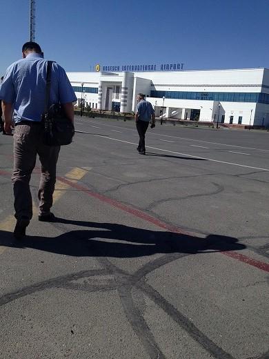 ウルゲンチ空港