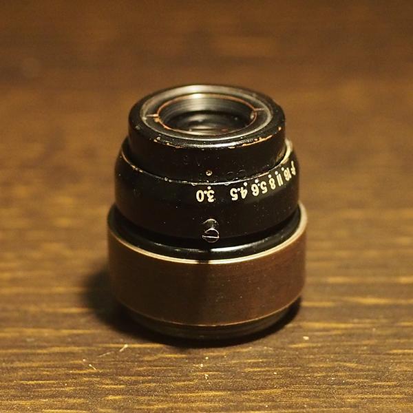Bausch&Lomb Anastigmat 35mm f3