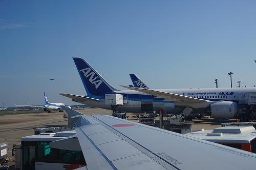 飛行機14