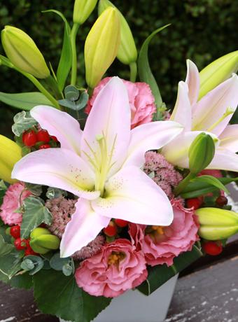 7月 贈る花