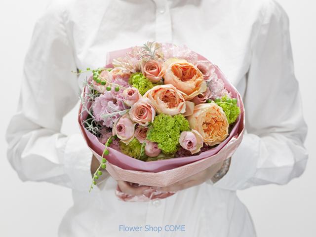 かわいい 花束 ブーケ