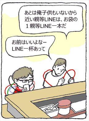 親等LINE④
