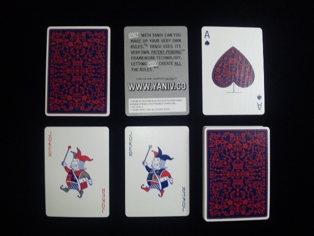 MailChimp Playing Cards (5)