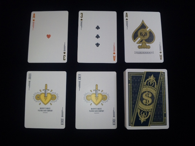Run Playing Cards Standard Edition (9)