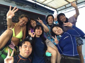 7月23日タオ島海ブログ